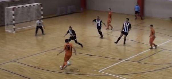 Futsal sezona v polnem zamahu