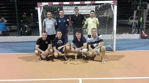 Uspešno organiziran Futsal Cup 2016